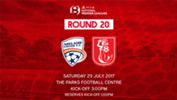 The Young Reds face Croydon Kings at The Parks Football Centre on Saturday.
