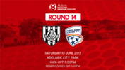 Adelaide United face Adelaide City away from home this Saturday, 10 June.