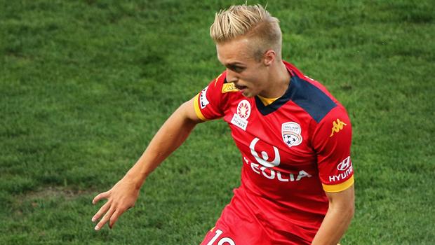 Three Reds Take Home Awards Adelaide United
