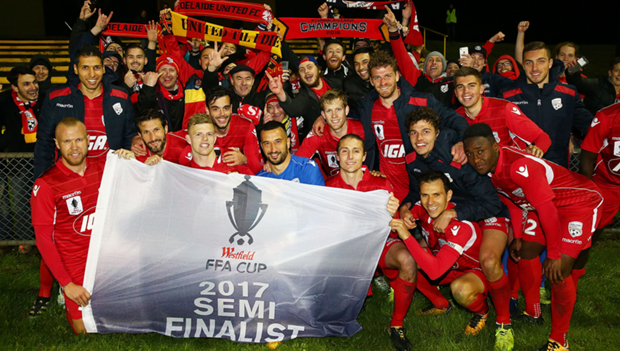 Adelaide United will take on Western Sydney Wanderers at Campbelltown Stadium on Tuesday, 24 October.