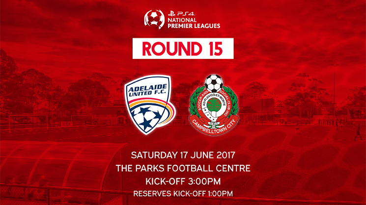 The Young Reds meet the Red Devils of Campbelltown City on Saturday at The Parks Football Centre.