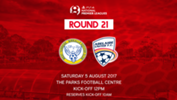 The Young Reds will face West Torrens Birkalla at The Parks Football Centre in a crucial match for survival on Saturday.