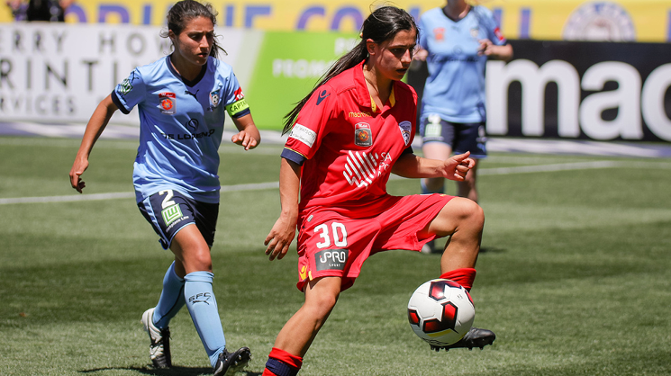Alex Chidiac has been called up to the Westfield Matildas squad to compete in the Algarve Cup in Portugal.