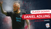 German midfielder Daniel Adlung has joined the Reds on a two-year deal.