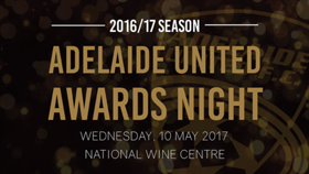 Gallery: 2016/17 Adelaide United Awards Night