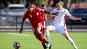 The Young Reds were held by Brisbane Roar on Saturday afternoon // Photo by Adam Butler