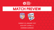 Adelaide United Youth take on Perth Glory away from home on Sunday.
