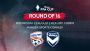 ADLvMVC FFA Cup round of 16