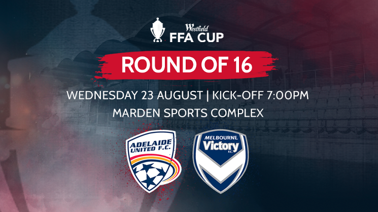 ADLvMVC FFA Cup round of 16