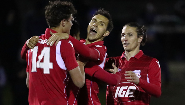The Reds defeated Adelaide City 1-0 in a behind closed doors friendly on Thursday night.