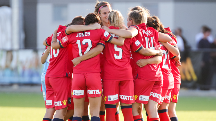 The AUFC Women kick-off their 2017/18 Westfield W-League campaign in Round 2 away to Western Sydney Wanderers.