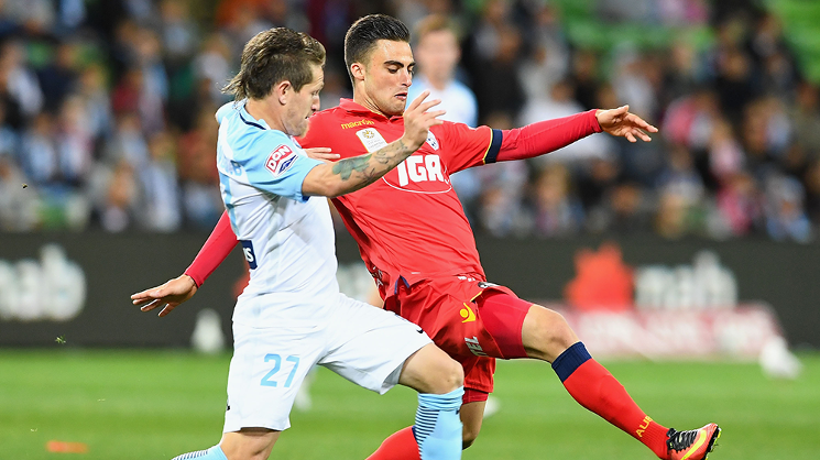 Check out all the stats ahead of Adelaide United's clash with Melbourne City at Coopers Stadium on Thursday night!