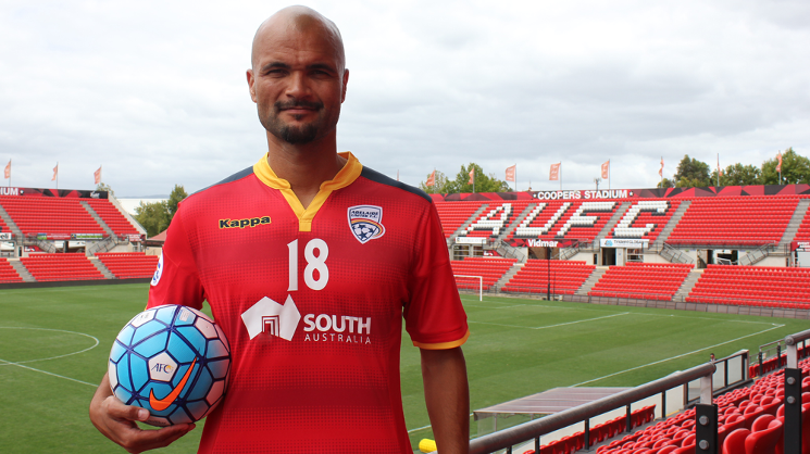 Sergio van Dijk has returned to Adelaide United for the 2016 AFC Champions League.