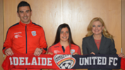 Adelaide United Women Head Coach Ivan Karlovic is excited for the 2017/18 W-League season