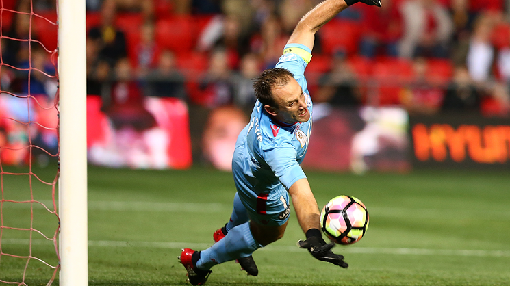 Adelaide United thanks Eugene Galekovic for his years of service to the Club.