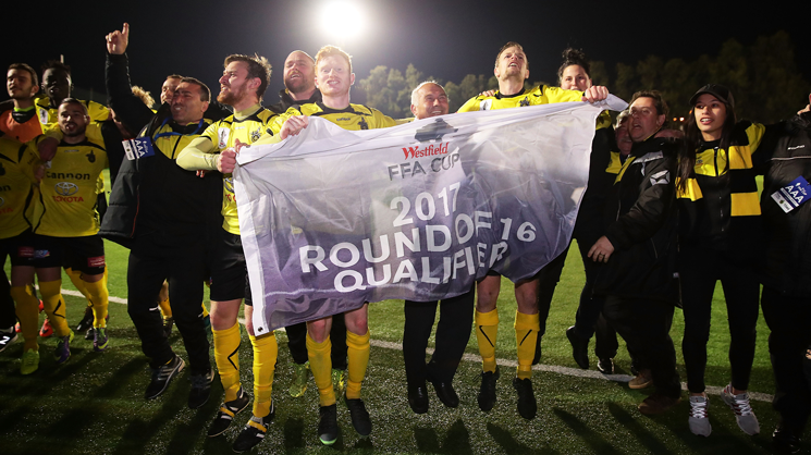 Learn a little more about our Westfield FFA Cup Quarter Final opponents, Heidelberg United.