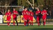 The Young Reds defeated Campbelltown City 1-0 at The Parks Football Centre on Saturday.
