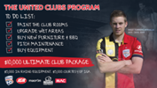 United Clubs Ultimate Club Package - Kitto