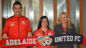 Adelaide United Women are delighted with the continued support of Women's football by SA Power Networks.