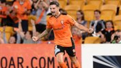 Brisbane Roar star Jamie Maclaren netted 20 goals in the 2015/16 season.