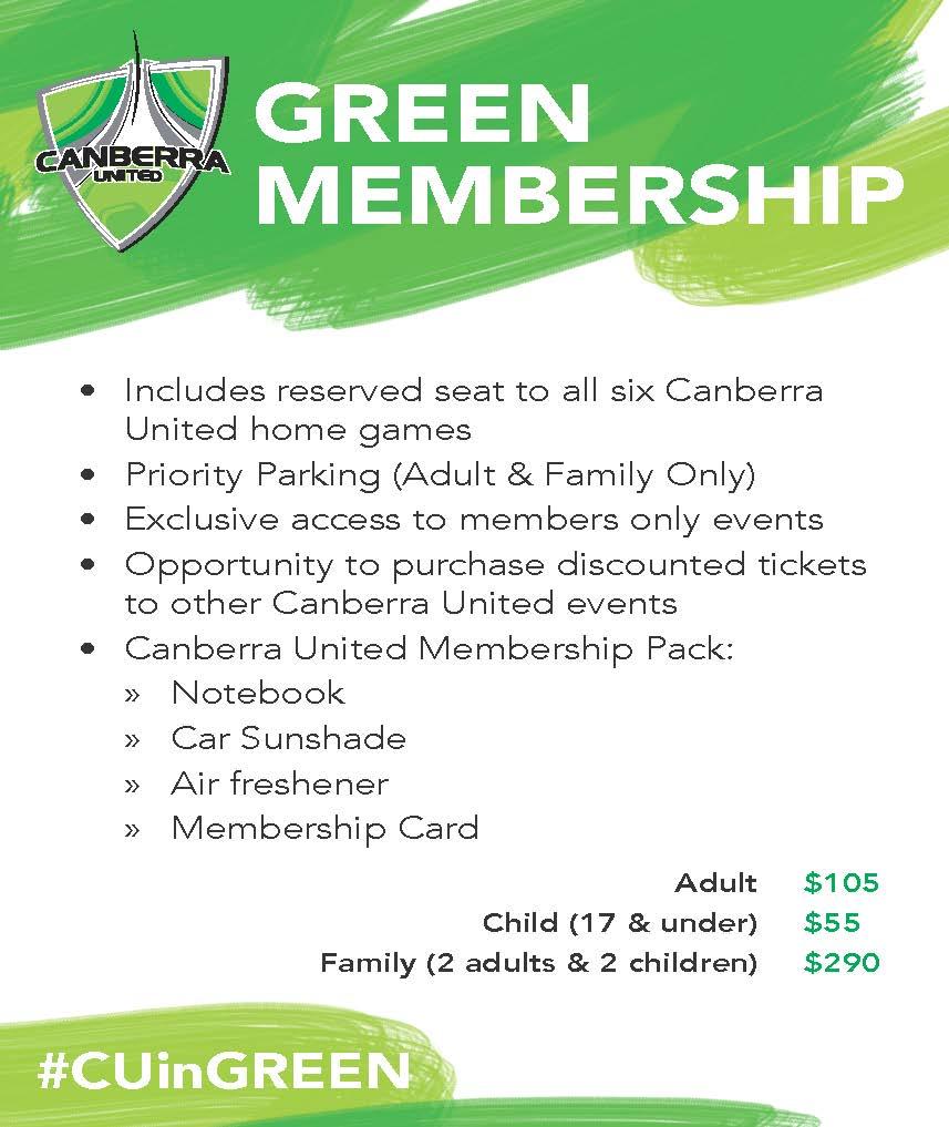 Geen Membership