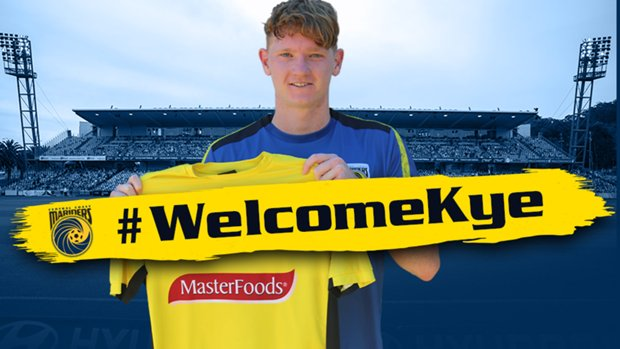 Welcome Kye