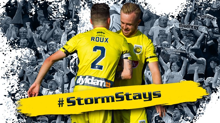 #StormStays