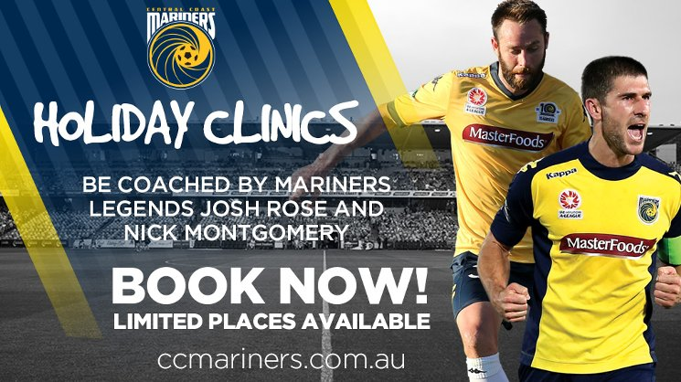 Mighty Mariners Holiday Clinic