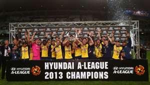 2013 Hyundai A-League Championship Anniversary
