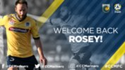 Welcome Back Josh Rose