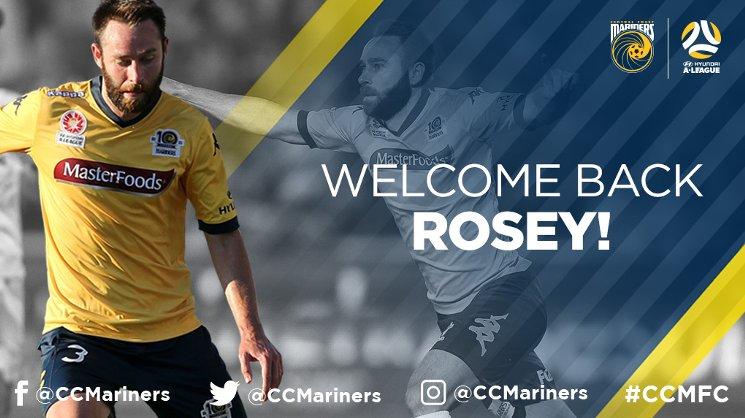 Welcome Back Josh Rose