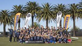 GALLERY: Mighty Mariners Football Clinics