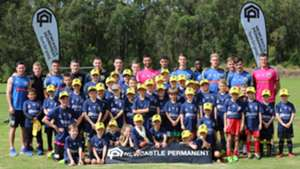 Newcastle Permanent School Holiday Clinics a great success!