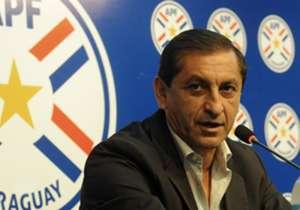 Ramón habló del Millonario en Paraguay,