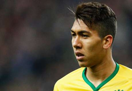Firmino and Oscar cut from Brazil squad