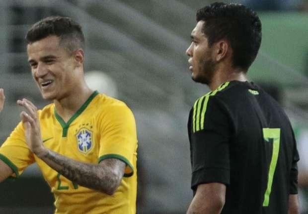Coutinho sets sights on Copa America glory