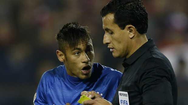 Conmebol define suspensão provisória de Neymar na Copa América