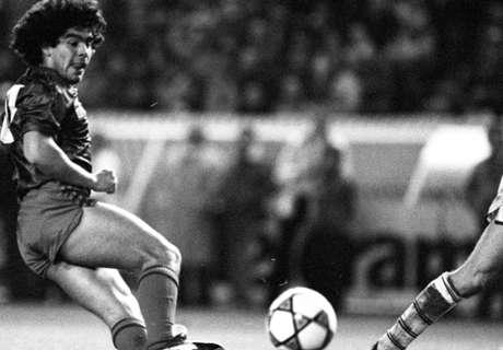 Diego hizo explotar de furia a un rival