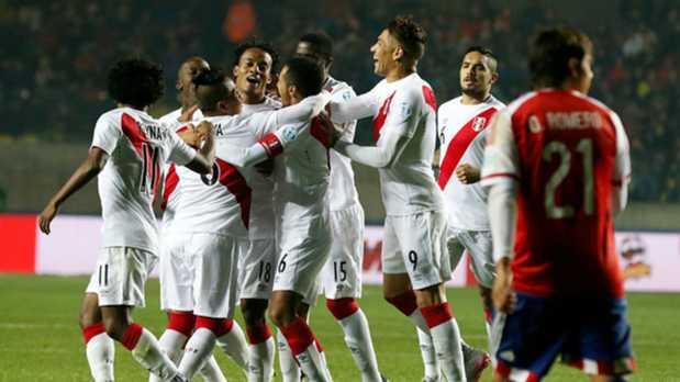 Perú le ganó a Paraguay y se quedó con el tercer puesto de la Copa América