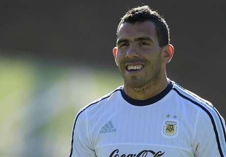 Boca confirm Tevez talks in Chile