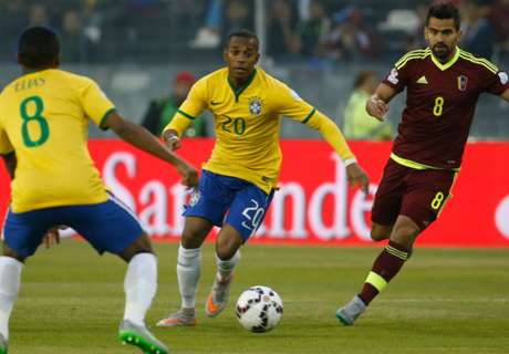 Robinho set for Chinese adventure