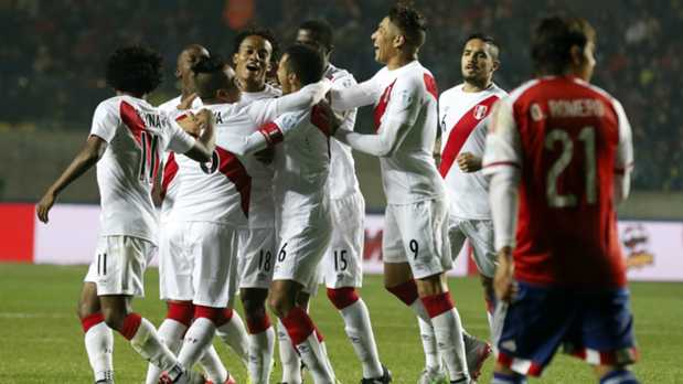 Peru 2 Paraguay 0: Carrillo and Guerrero ensure another third-place finish for Los Incas