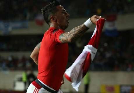 Lucas Barrios na mira do Cruzeiro
