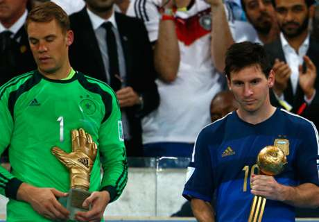 Blatter quer Messi como genro