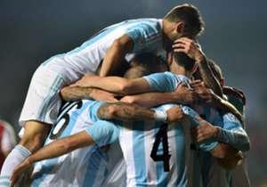 Argentina hizo seis o más goles 17 veces, siendo el equipo que más veces lo logró en la historia de la Copa América (14 Brasil).