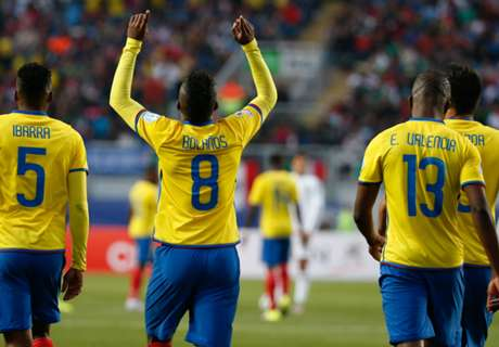 VIDEO - Highlights Messico-Ecuador 1-2