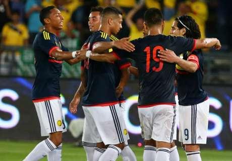 Colombia venció a Kuwait