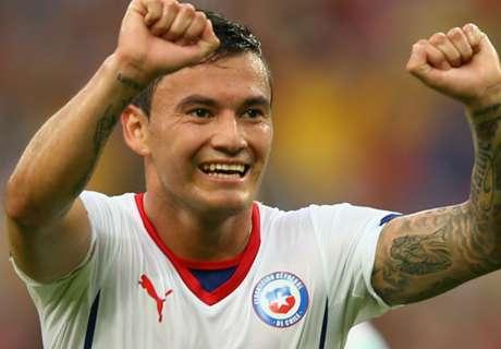 Aranguiz: Arsenal wäre ein Traum