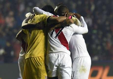 Perù-Paraguay 2-0: Blanquirroja di bronzo