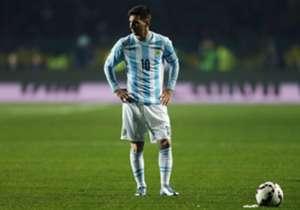 A pesar de no convertir, la Pulga fue el mejor de Argentina frente a Paraguay